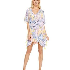 Lilly Pulitzer El Bravo Way Cover Up Tunic NWT
